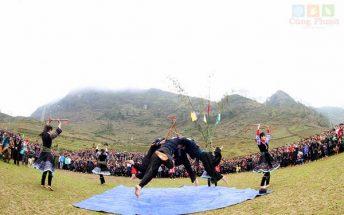 Lễ hội gầu tào sapa