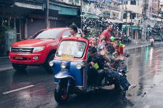 Đừng bỏ lỡ lễ hội Songkran khi đi du lịch Thái Lan post image