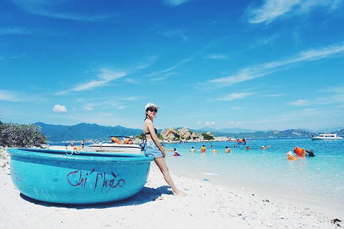 Cẩm nang du lịch đảo Bình Ba theo cách ngon – bổ – rẻ cam nang du lich dao binh ba bai nom cam nang du lich