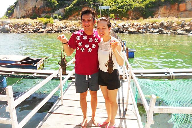 Cẩm nang du lịch đảo Bình Ba theo cách ngon – bổ – rẻ cam nang du lich dao binh ba cau tom muc cam nang du lich