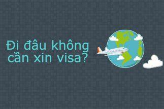 Đi du lịch nước nào không cần thủ tục làm visa? post image