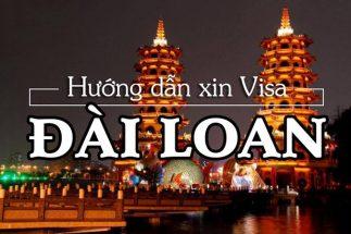 Những thủ tục làm visa Đài Loan nào cần thiết khi đi du lịch? post image