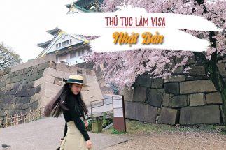 Thủ tục làm visa Nhật Bản như thế nào? post image