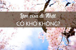 Thủ tục visa Nhật Bản khó hay dễ, mất bao lâu, nên tự làm hay làm dịch vụ? post image