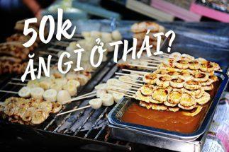 Chỉ với 50k – đi du lịch Thái Lan nên ăn gì? post image