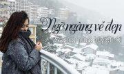 Du lịch Sapa mùa dông – Thiên đường tuyết mang đậm dấu ấn Việt Nam