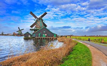 Du lịch Hà Lan những điểm du lịch hấp dẫn