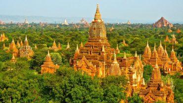 Du lịch Myanmar những điểm du lịch hấp dẫn