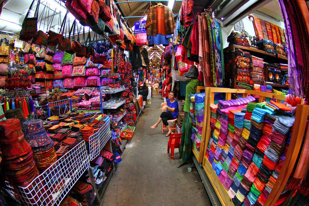 Du lịch Thái Lan mua gì?