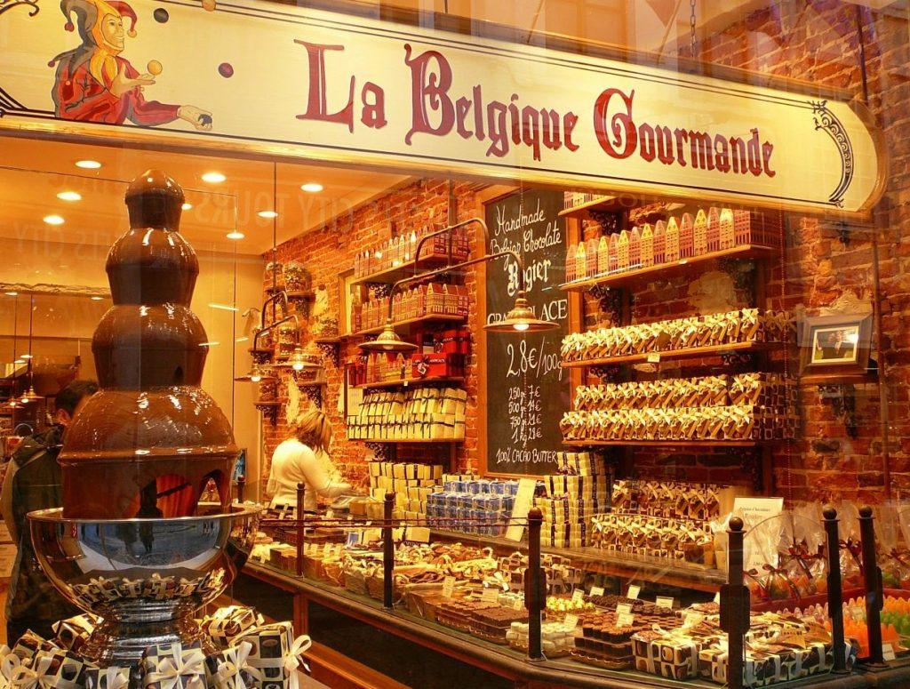Du lịch Bỉ nên mua gì?