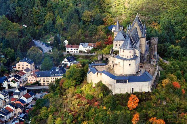 Du lịch Luxembourg mùa nào đẹp