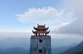 đỉnh núi Fansipang sapa