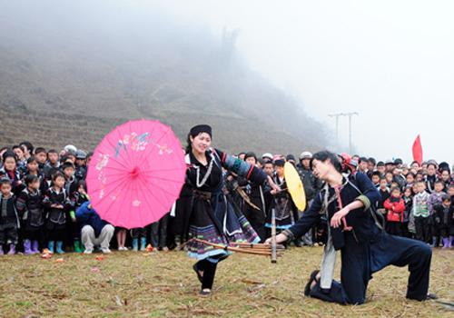 Lễ hội múa xòe sapa