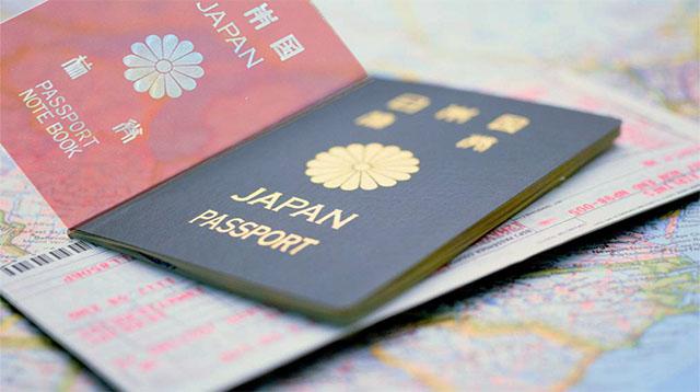 cách xin visa nhật bản