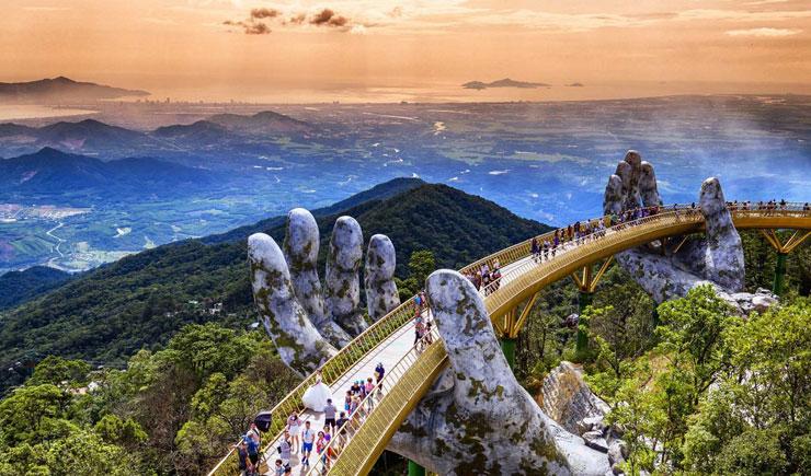 Cẩm nang về địa điểm du lịch Đà Nẵng Tết 2020 nên ghé thăm