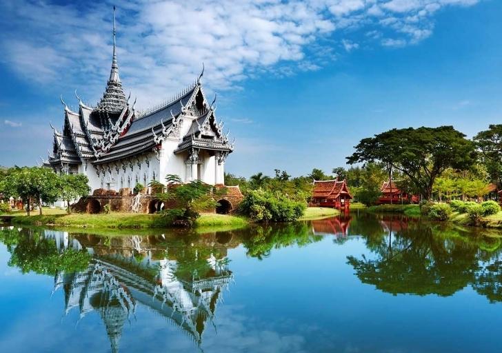 Chia sẻ kinh nghiệm du lịch Thái Lan tết âm lịch 2020