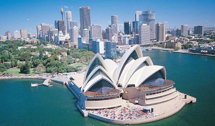 Điểm danh các địa điểm du lịch Tết Úc 2020 nên ghé tới