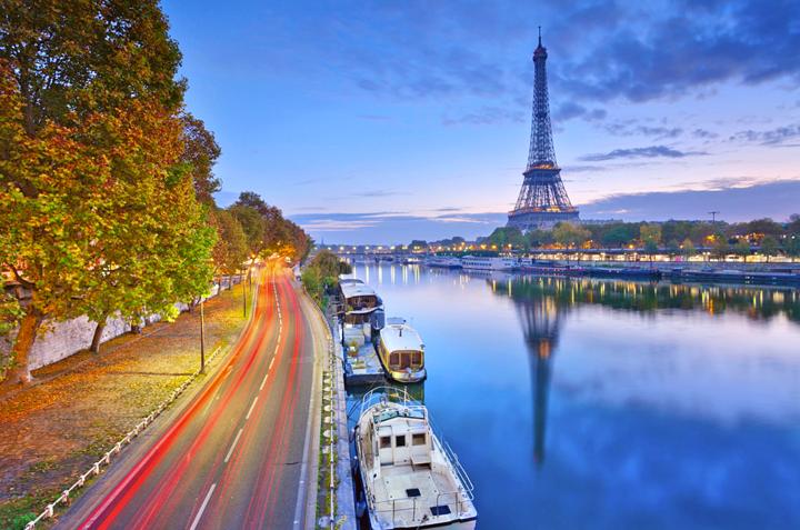 Điểm danh những tour du lịch Pháp tết 2020 hấp nhất