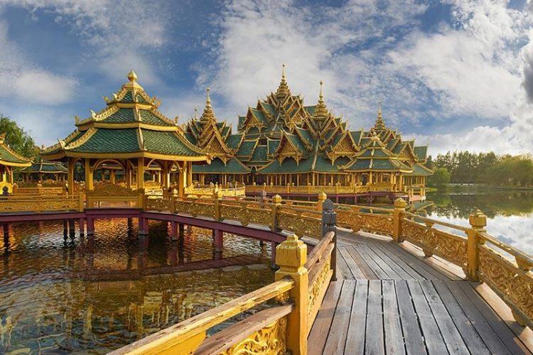 Điểm danh những tour du lịch Thái Lan tết 2020