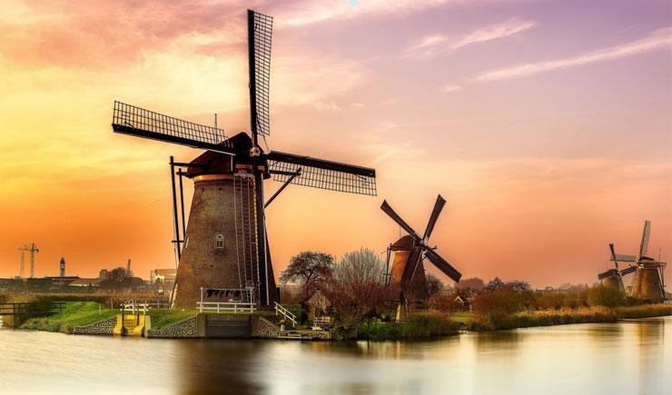 Kinh nghiệm khi đi du lịch Hà Lan Tết nguyên đán 2020