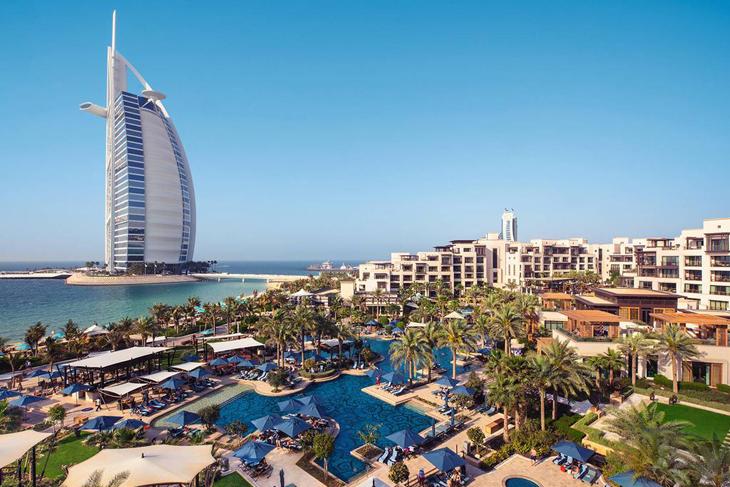 Những địa điểm du lịch Dubai tết bạn không nên bỏ qua