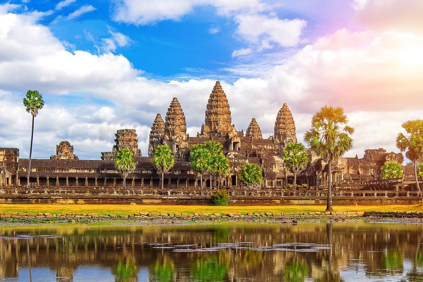 Những nơi Hot nhất trong tour du lịch Campuchia tết 2020