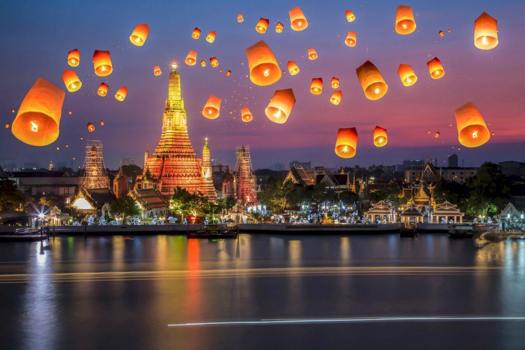 Những tour du lịch Thái Lan tết nguyên đán 2020 hấp dẫn