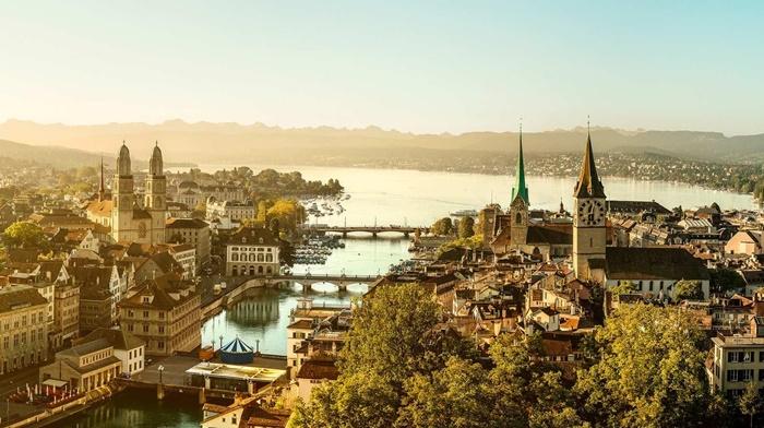 Những tour du lịch Thụy Sĩ tết nguyên đán 2020 hấp dẫn