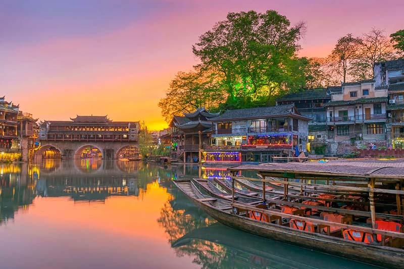 Những tour du lịch Trung Quốc tết 2020 hấp dẫn