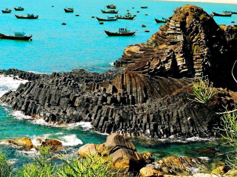 Top 4 bãi biển đẹp trong tour du lịch Phú Yên tết 2020